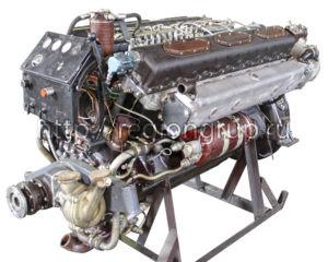 Дизельный двигатель 3Д12Л