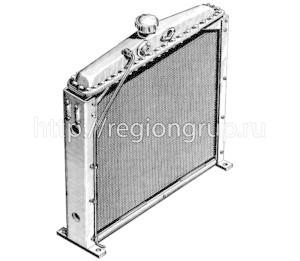 Радиатор 530-1301010-Б