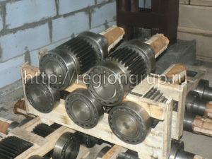 Комплект валов к редуктору РЦС-1.53
