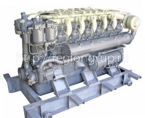 Дизельный двигатель Wola 71H12 (Воля 71Н12)